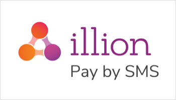 logo illion pay by sms